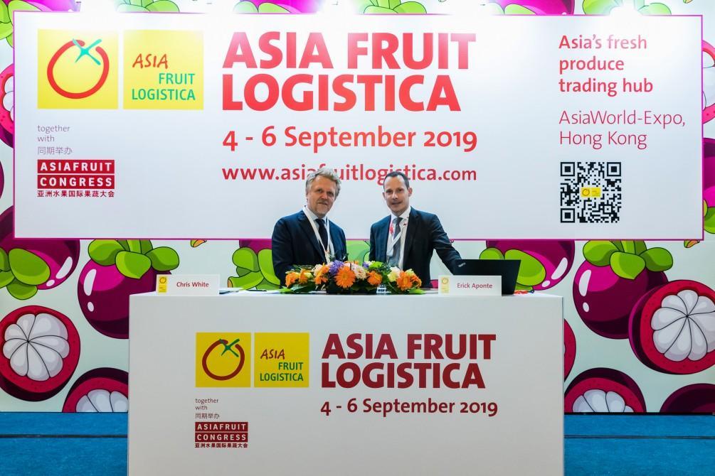 asia fruit targi