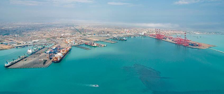 callao - największe porty w ameryce południowej